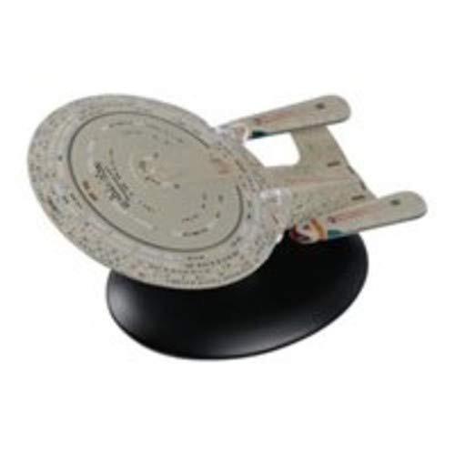 Price comparison product image Star Trek The Official Starships Collection 1: USS Enterprise NCC-1701D Ship Replica