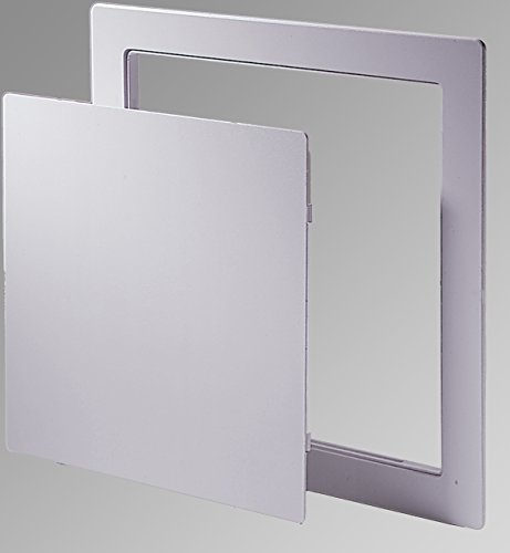 Acudor PA2222 PA-3000 Plastic Access Door 22 x 22, 24 Height, White