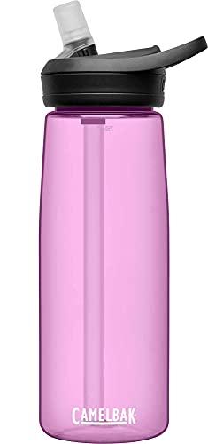Eddy+ BPA Free Water Bottle, 25 Oz Style, Dusty Lavender Color