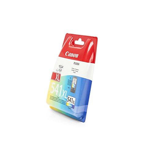 Canon Cartucho de Tinta Original Pixma MX 525-5226B005 5226B005CL-541XL - CL541XL, CL-541XL - Cian, Magenta, Amarillo - 400 Páginas