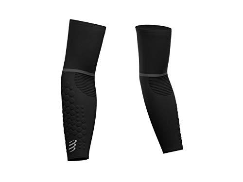 Compressport ArmForce Ultralight Manchette compression bras Adulte Unisexe, Noir, T2