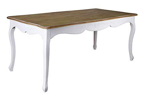 Esstisch Esszimmer Landhausstil Küchentisch Vintage Tisch Holztisch neu HMA01 Palazzo Exklusiv