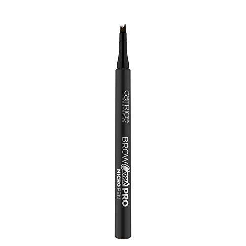 Catrice Brow Comb Pro Micro Pen, Nr. 050 Granite, grau, definierend, langanhaltend, sofortiges Ergebnis, natürlich, matt, vegan, ohne Parfüm, ölfrei (1,1ml)