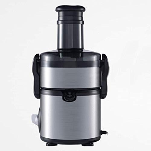 AYDQC Juicer-Maschinen, Juicer-langsamer Kumpel-Extraktor erzeugt köstliche Fruchtgemüse und grüne grüne hohe Saft-Ertrag und konserviert Nährwert aus Edelstahlbasis langsamer Kumpel fengong