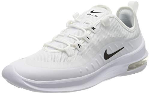 Nike Air MAX Axis, Zapatillas Hombre, Blanco/Negro, 41 EU