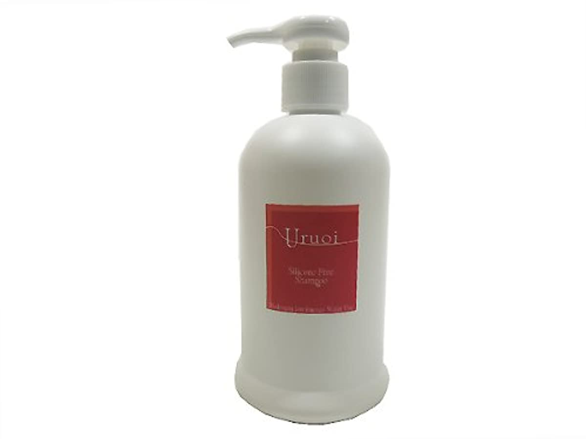 司令官転送自治的水素イオン発生エネルギー水 うるおいシャンプー ノンシリコン Silicone Free Uruoi Shampoo
