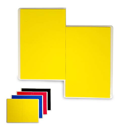Ammana Trade Rebreakable Punching Boards, Taekwondo Karate and Martial Arts Board for Kids and Adults, Boxing Equipment and Kickboxing (Yellow/Easy)