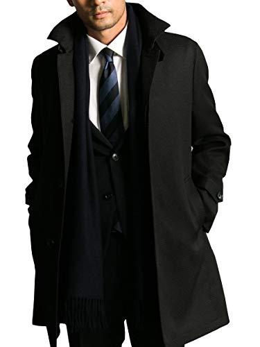 (ヴィットリオヴェネト) VITTORIO VENETO シングル ダウンライナー スタンドカラー コート