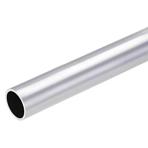 Tubo Redondo de 6063 Aluminio, Tubo de Aluminio, 27mm...