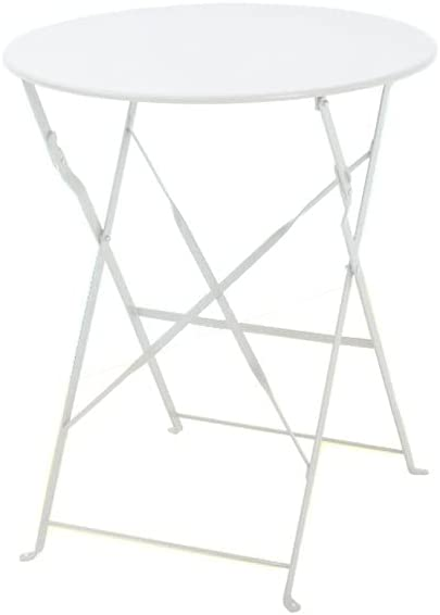 Outdoor Portable Folding Fresno Max 62% OFF Mall Table 27.9in Height Moder