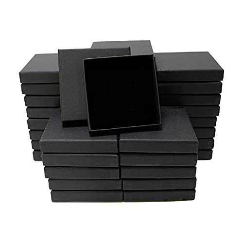 【 選べる薄型タイプ 】iikuru ギフトボックス 箱 ラッピング ラッピングボックス ギフト パッケージ アクセサリー プレゼント 包装 36個セット y878