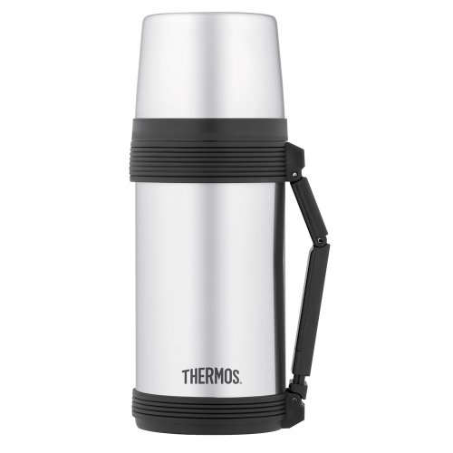 Thermos 122196 thermax, 750 ml, roestvrij staal