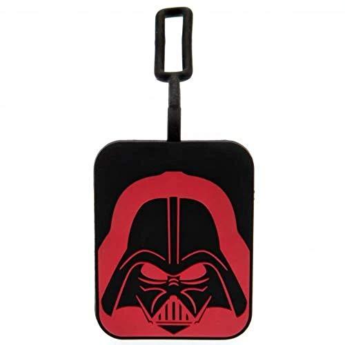 Funko Pop! - Star Wars, Etiqueta De Equipaje Darth Vader Helmet (Windows)