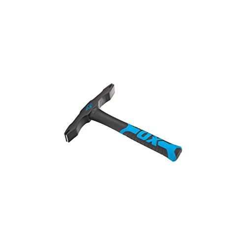 OX Tools OX-T085028 OX Trade Double End Scutch Hammer-28 oz Hammer, Blue, 28 oz