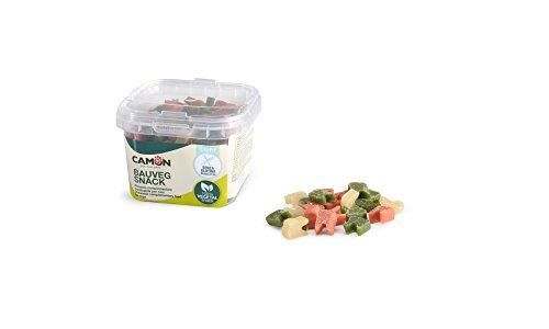 bauveg Snack vegetales para perros con forma de mini Ratoncito Pérez 140g sin glutine