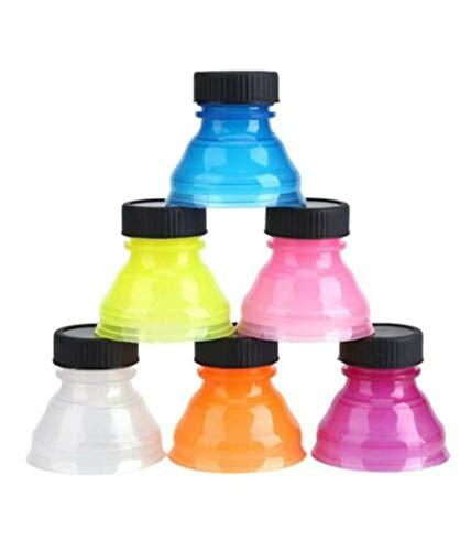 E5SK.Apo Wiederverwendbare Getränkedosenverschlüsse Abdeckflaschenschutz Snap On , für kohlensäurehaltige Getränke, Bier, Energiegetränke und andere Dosengetränke.