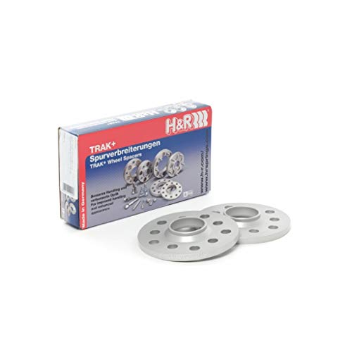 H&R 3055665 TRAK+ Wheel Spacer DR Pair 15mm Mercedes-Benz SLK350 2005-2011