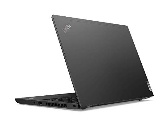 Lenovo Thinkpad L14 Intel Core i5 10th Gen Display 14-inch HD Thin and Light Laptop (8GB RAM/ 512GB SSD/ Windows 10 Professional/ Black/ 1.65 kg), 20U1S06K00