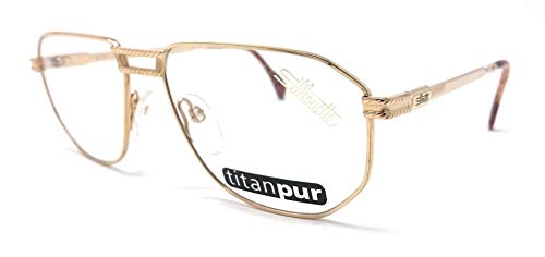 Silhouette Gafas de vista hombre mujer M 7201/20 V 6050 oro