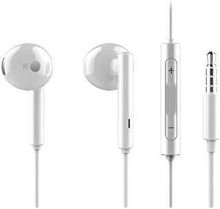 Huawei Stereo Earphones with Remote and Microphone AM115 - White