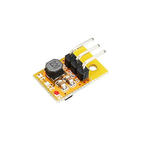 MYAMIA 3Pcs 0.7-5V To 5V Dc Dc Boost Power Supply Step Up Module Converter Voltage Regulator
