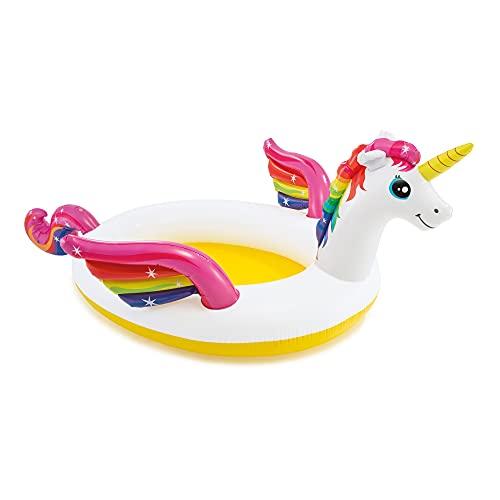 Intex Mystic Unicorn Inflatable Spray Pool