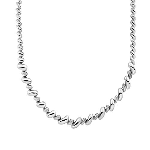 Orphelia Jewelry Damen-Halskette ohne Anhnger 925 Sterling Silber 45cm ZK-2309