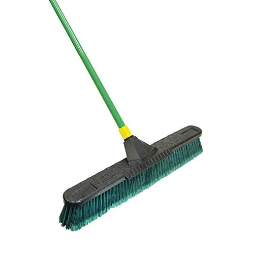 Top push broom green for 2020