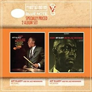 Art Blakey & The Jazz Messengers - Mosaic + Moanin' (RVG 2 In 1) [Limited Edition Box]