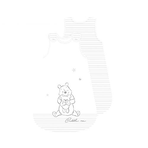 Baby-Schlafsack für Jungen und Mädchen Mickey Minnie Winnie Pooh Raupe Größe, 70 x 90 cm oder 90 x 45 cm (Winnie 70 cm)