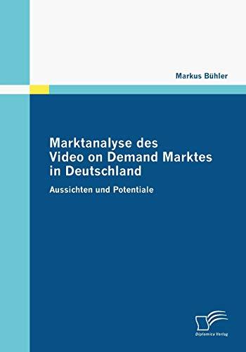 Bester der welt Video-on-Demand-Marktanalyse auf dem deutschen Markt: Perspektiven und Potenziale