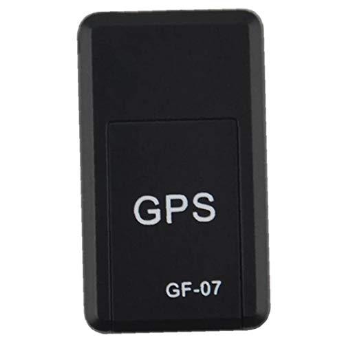 YepYes Localizador GPS Mini antirrobo localizador GPS Seguimiento en Tiempo Real del Dispositivo de posicionamiento Dispositivo para niños de Personas Mascotas