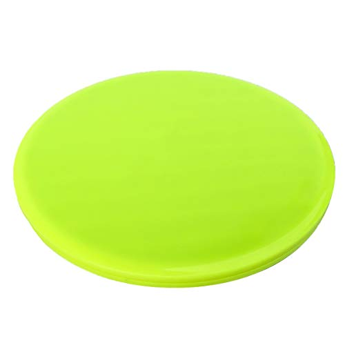 Nosii ABS-Discs Dia-Fitnessplatte Fitness-Training Slider Workout-Übung Gleitscheiben Yoga-Training Abdominal Sports (Color : Yellow)
