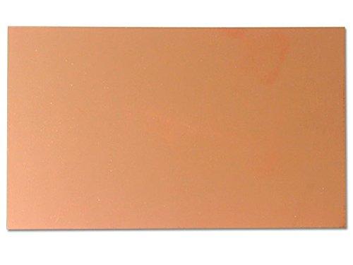 Leiterplatte 300 x 200 mm Experimentier Platine kupferbeschichtet Modell: LEI10