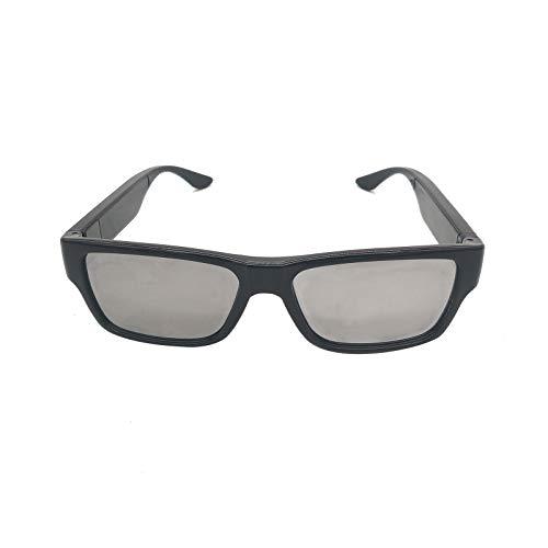 Funzione Di Controllo Remoto Telecamera Per Occhiali Spia Nascosta, Video 1080p, Avvio Touch, Telecamera Spia Indossabile, Registrazione In Loop Di Supporto, Scheda Di Memoria Integrata Da 16 Gb