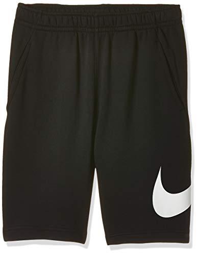 NIKE M NSW Club Short BB Gx Pantalones Cortos de Deporte, Hombre, Black/White/White
