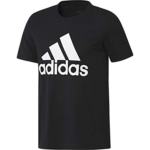 adidas mens Basic Badge of Sport Te…