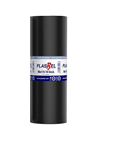 PLASBEL Rollo Bolsa Basura 150 litros - 90x115 cm