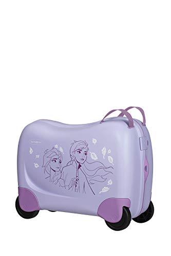 Samsonite Dream Rider Disney - Maleta Infantil, 51 cm, 28 L, Morado (Frozen II)