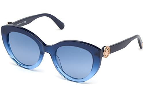 Gafas de sol Roberto Cavalli RC 1111 92W Azul/Otros/Gradient Azul