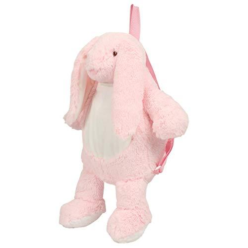 Mumbles Kinder Hasen-Rucksack (Einheitsgröße) (Pink)