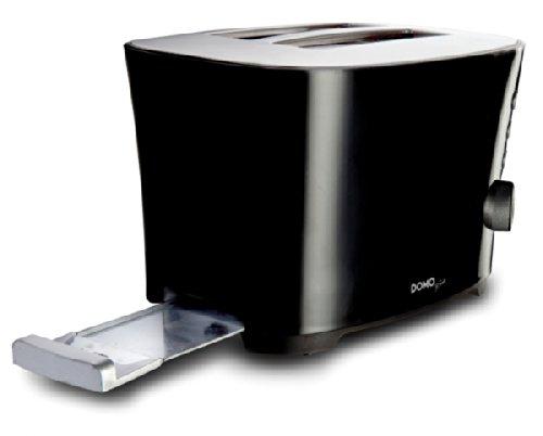Domo-Toaster-DO941T-schwarz-one-size