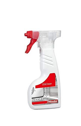 Miele 10172710 DGClean Reiniger für Dampfgarer mit Backofen, 250 ml /  Ultrastarke Fettlösekraft ohne störende Geruchsbildung / Mühelose Reinigung dank stabiler Haftung