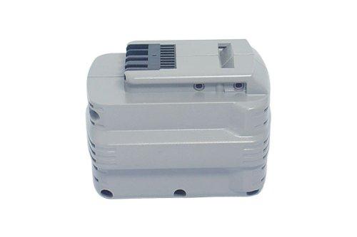 PowerSmart - Batería de repuesto para DEWALT DE0240, DE0240-XJ, DE0241, DW0242 (NiMH, 24,00 V, 3000 mAh)