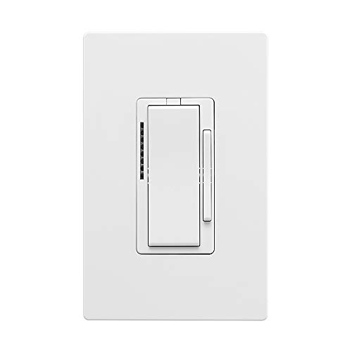 Eaton WFD30-W-SP-L Wi-Fi Smart Universal Dimmer Works with Alexa, White – A Certified for Humans Device