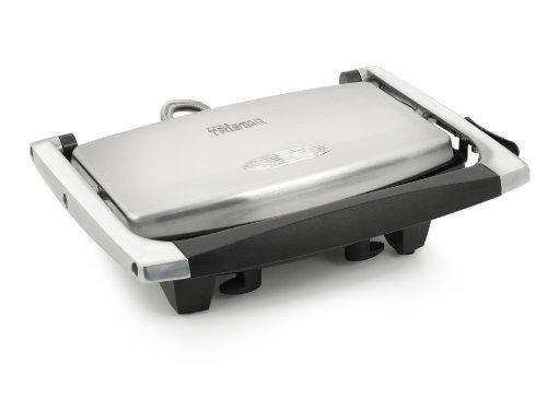 TriStar Contact grill GR-2841 - Parrilla, color plateada/negra