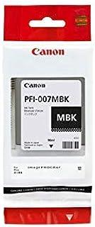 Canon PFI-007MBK Matte Black Ink Tank (90mL)
