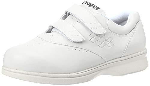 Propét Frauen Fashion Sneaker Weiss Groesse 10 US /41.5 EU