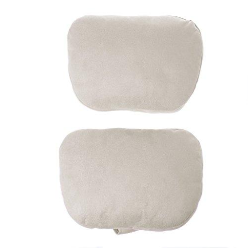 hergon almohada de viaje, 2 unidades universal Auto reposaca
