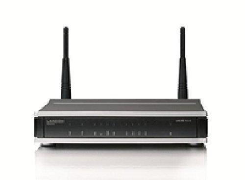 LANCOM 1781A-3G universele VPN-router met multimode ADSL2+ modem (annex A/B/J/M) en int. Mobiele modem voor HSPA+/UMTS-back-up tot 21 Mbps. Incl. IPSec-VPN (5 Ka